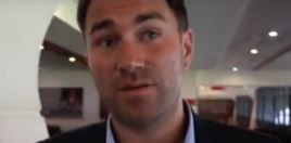 Eddie Hearn Explains His Stance On Drugs Cheats In Boxing