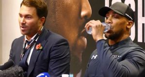 Eddie Hearn Reveals His Obsession With Boxing and Anthony Joshua