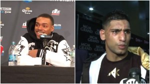 Errol Spence's Promoter Makes Joke When Amir Khan Fight Suggested