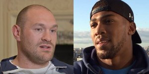 Fury Reacts To Hearn's Joshua Fight Offer - Fans Cynical
