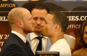 Groves vs Eubank Jr – A Battle Of Precision vs Speed