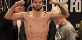 Jorge Linares Marches On With Points Win Over Gesta