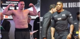 Joseph Parker Given Strict Weight