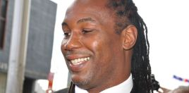 Lennox Lewis Is On The Money