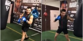 Muscle Gain In Short Time By Chavez Jr