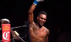 World Champion Jermell Charlo