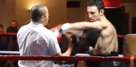 Boxer Scott Westgarth Dies