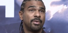 David Haye Refuses