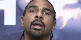 David Haye Uses Reverse Psychology