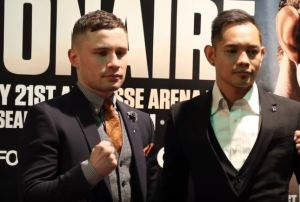 Frampton vs Donaire Bill