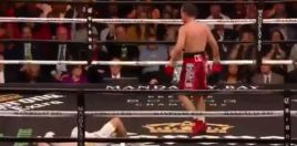 Garcia Brutally Knocks Out Brandon Rios