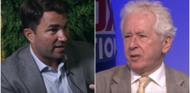 Hearn Suggests Prominent Journalist