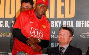 Ricky Hatton Willing To Rematch Mayweather