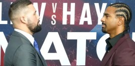 Tony Bellew Hopes Haye