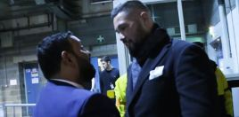 Bellew Sums Up Naseem Hamed
