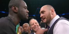 A Lot Of People Are Overlooking Tyson Fury against Deontay Wilder