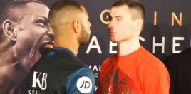 Kell Brook vs Rabchenko Prediction