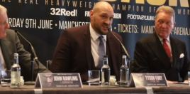 Tyson Fury Unleashes