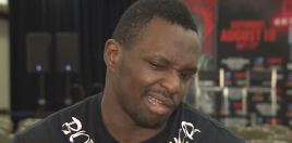 Whyte Puts The Boot In On Wilder