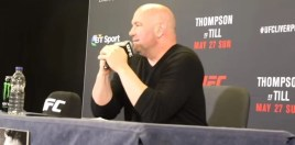 Dana White Fires Fresh Shots At Oscar De La Hoya and Bob Arum