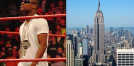 mayweather biggest building in new york