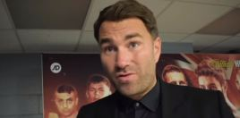 Eddie Hearn Reveals Email He Sent Wilder With A New Offer