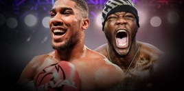 Wilder Accepts Joshua's Offer