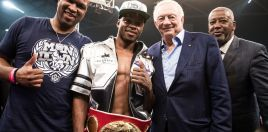 errol spence speaks