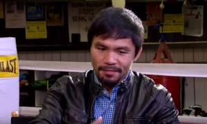 quote of the day by manny pacquiao