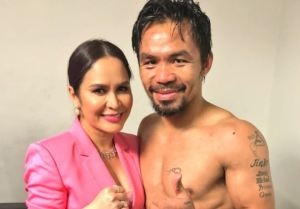 Manny Pacquiao Reacts