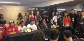 Pacquiao Names Three Possible Opponents