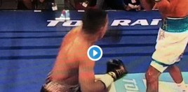Teofimo Lopez Jumping Punch