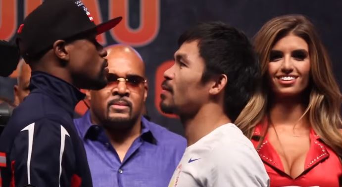 Boxing World Reacts To 2019 Mayweather vs Pacquiao Rematch Report