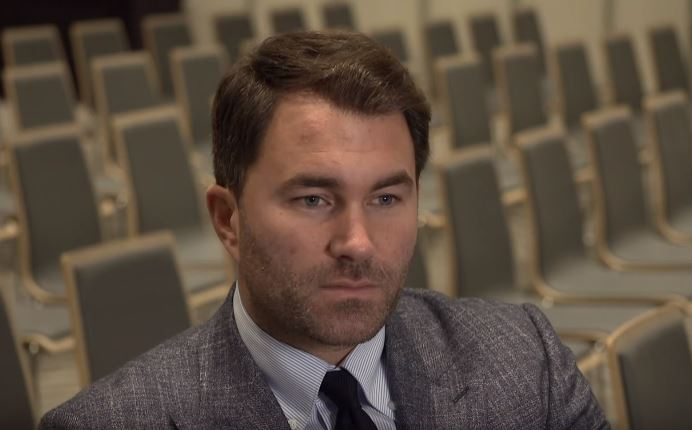 Hearn Gives 5 Reasons He Didn't Accept $50 Million Joshua vs Wilder Offer