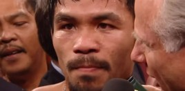 Manny Pacquiao Boxing Promoter