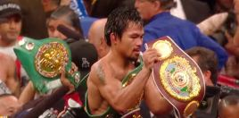 Pacquiao Definitely Not Looking To Fight In The US Next