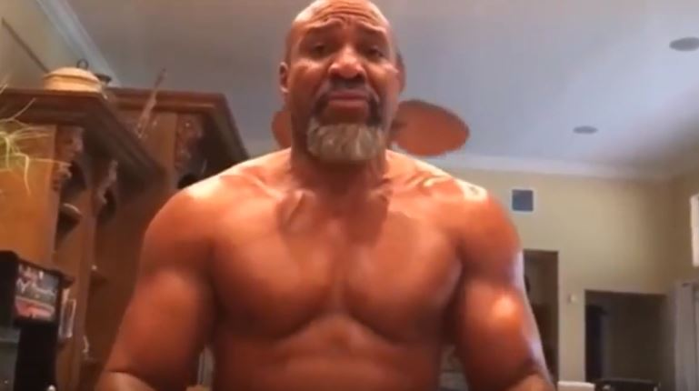 Shannon Briggs Warns Anthony Joshua About Povetkin
