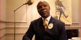 chris eubank has started a YouTube channel