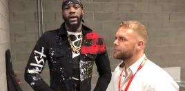 deontay wilder and billy joe saunders
