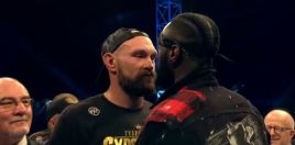 Fury Yet To Apply For Boxing License In The US For Wilder Fight