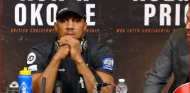 Anthony Joshua Asks People Who He Should Fight Next and Gets A Huge Response