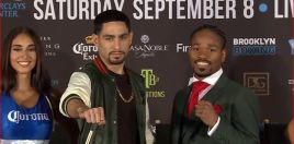 Danny Garcia Eyes Errol Spence Fight If He Gets Past Porter