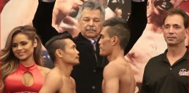 Final Face Off Between Donnie Nietes and Aston Palicte