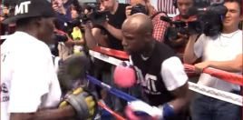 Floyd Mayweather Becoming A Trainer