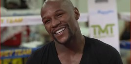 Floyd Mayweather Gets Deep and Keeps It Real For A Minute