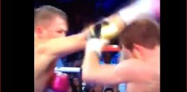Footage Shows How Good Canelo's Head Movement Was Against GGG