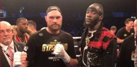 Boxer Who Predicted Fury Would Beat Klitschko In 2015 Makes His Prediction For Wilder Fight