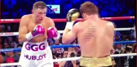 Gripping Footage Of Canelo vs GGG Exchanges Show How Much Of A Modern Classic It Really Was