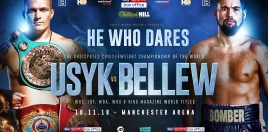 It's On Oleksandr Usyk vs Tony Bellew, All Details Signed