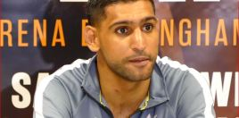 Khan Makes Ludicrous Comment Pacquiao and Brook After Beating Vargas